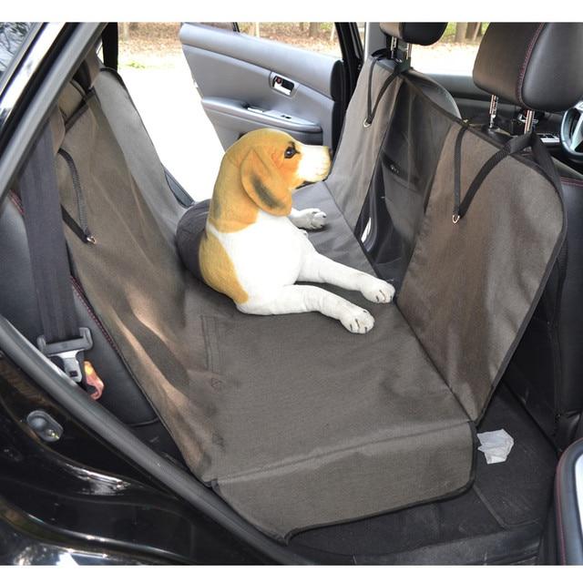 mdstop 600d oxford waterproof hammock dark grey pet car back seat cover with mesh window mdstop 600d oxford waterproof hammock dark grey pet car back seat      rh   aliexpress