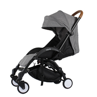 Babyyoya Yoya Hellokids Car Portable Stroller Lightweight Folding Stroller Can Sit Or Lie Folding Baby Stroller