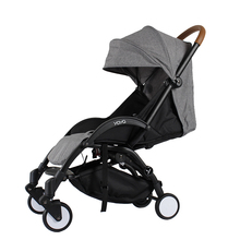 babyyoya yoya hellokids Car portable stroller lightweight folding stroller can sit or lie folding baby stroller children