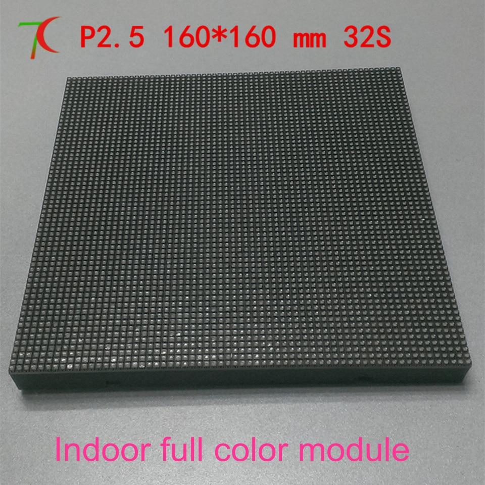 Watch big sale  P2.5  indoor 32S SMD  module,160mm*160mmWatch big sale  P2.5  indoor 32S SMD  module,160mm*160mm