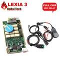 qualidade máxima 921815C Lexia3 V48 Chip Full FW NEC Relé V7.82 7.82 Lexia-3 PP2000 Lexia 3 Diagbox V25 Ci-treon/Peu-geot Diagnóstico-ferramenta Scaner Automotivo Automotive Scanner