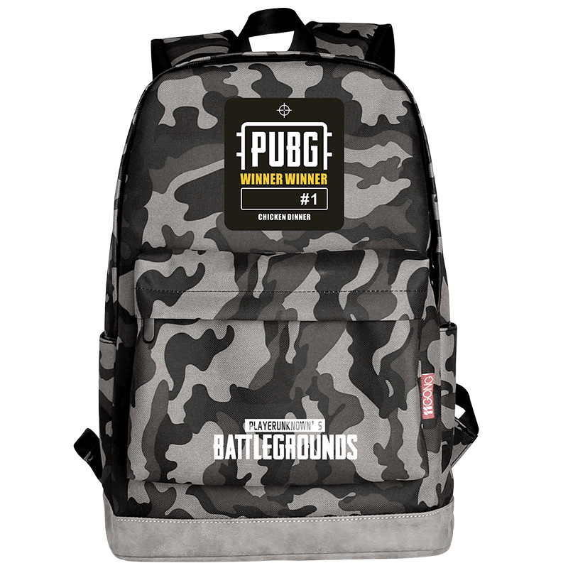 PLAYERUNKNOWNS BATTLEGROUNDS Shoulder Bag Backpack Bags For School Purse Gifts