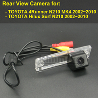 Car Rear View Camera For Toyota 4Runner N210 MK4 Hilux Surf 2002 2003 2004 2005 2006