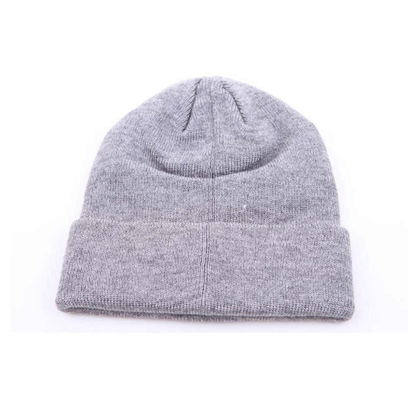 a6c9e858bbd ... Customized Winter Hats with Pom Pom Ball Custom Embroidery Tag LOGO  Texts Solid Skullies Adult Men ...