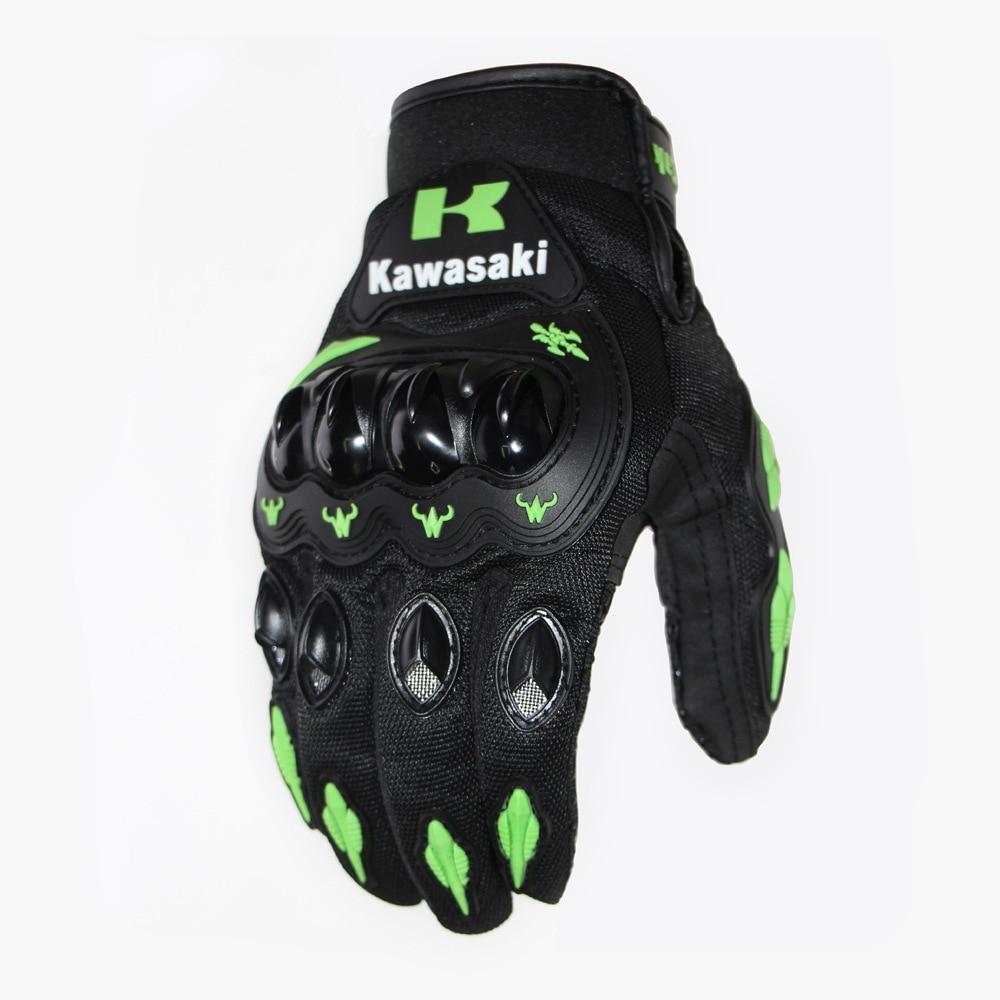 Verão inverno cheio dedo moto rcycle luvas gants moto luvas couro cruz moto rbike luvas de corrida 2018