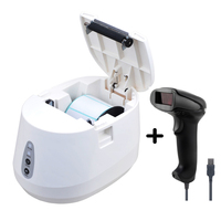 Xprinter Thermal barcode Label Printer Pos Receipt Printer high quality For Supermarket and Store