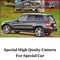 Оригинальный Защищены Отверстие Автомобиля Камера Для Mercedes Benz MB GLK X204 Высокое качество Заднего Вида Резервное Копирование Камеры Для Друзей   CCD + RCA