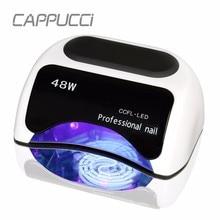 Professional 48 W UV Lamp Nail Dryer For Nail Gel Polish Curing LED Nail Lamp Dryers Art Manicure Automatic Sensor Nail Tools