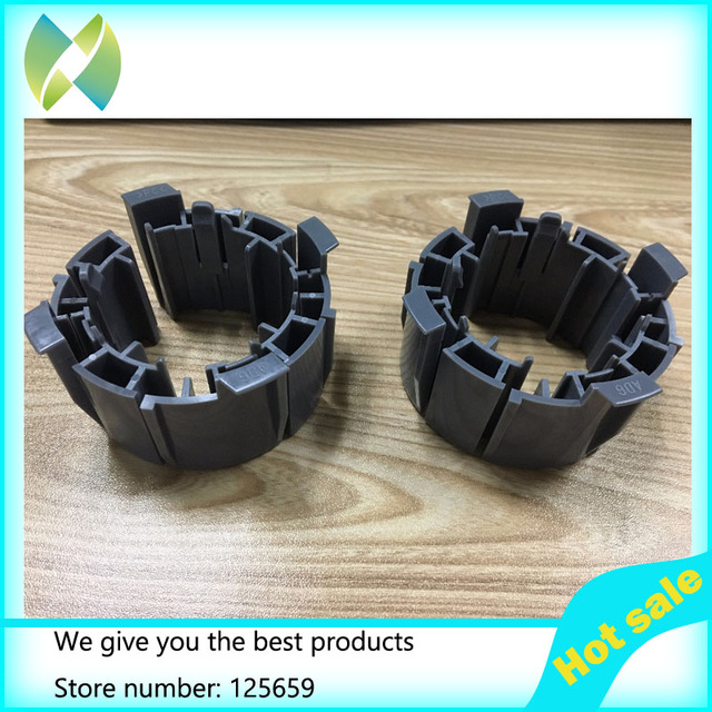 1pcs for Epson 3 inch thick shaft for Epson 7600 9600 4800 4400 4450 7800 7880 7400 7450 9800 9880 Roll cloth shaft in Printer Parts from Computer Office