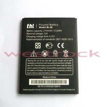 THL 2015 Battery Original 2700mAh BL-08 Battery Replacment BL08 Battery for THL 2015 android Phone