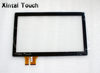 14 Inch USB Multi Projected Capacitive Touch Screen Panel Kit,Multi Touch Screen Overlay 10 Touch Points with USB Interface
