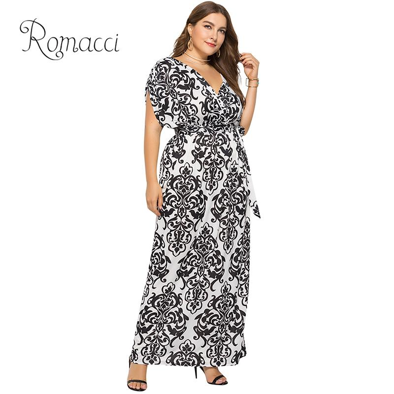 Womens Chiffon Zebra-stripes Digital Printing Bikini Cover Up Half Sleeves Semi-sheer Side Split Maxi Dress Scoop Neck Oversized Blouses & Shirts