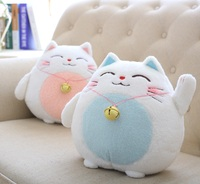 18CM 30CM Lucky Cat Plush Toys Doll Fortune Cat Stuffed Animal Toys For Kids Gifts