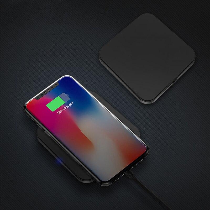 7149ce651cc Cargador inalámbrico para Huawei Mate 10 Lite accesorio de teléfono de  almohadilla de carga para Huawei Mate 10 Pro cargadores funda Qi Micro  receptor en ...