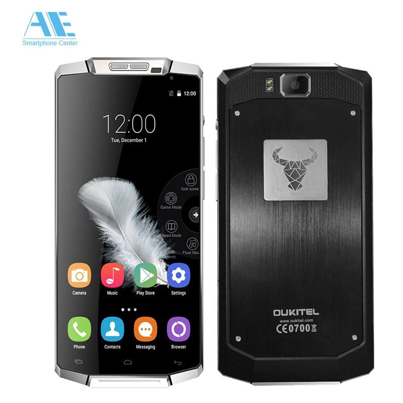 bilder für Original OUKITEL K10000 5,5 zoll MTK6735 Quad Core Android 6.0 Handy, Ram 2 GB + Rom 16 GB Smartphone, 1280*720 4G Handy