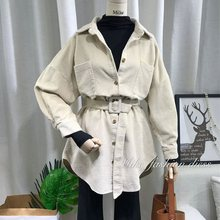 Autumn Casual Korean Style Vintage Elegant Office Lady Women Jackets Slim Pink Lapel Button Pocket Retro Coats Female Overcoats