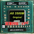 Original AMD Quad-Core A8-3500M 1.5Ghz Socket FS1 A8 3500M AM3500DDX43GX A8-Series notebook APU Notebooks laptop a10 4600m 3520m