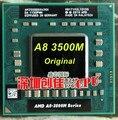 Original amd quad-core a8-series a8-3500m 1.5 ghz socket fs1 a8 3500 m am3500ddx43gx cuaderno cuadernos de apu a10 portátil 4600 m 3520 m