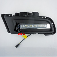 Daytime Running Light W Head LED DRL Fit For Mazda 3 2010 2012