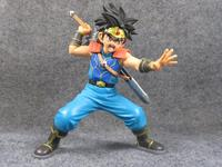 16cm SQUARE Dragon Quest DQ Dahl Dailly slime Action figure doll Dragon Warrior Monsters PVC cartoon anime game doll