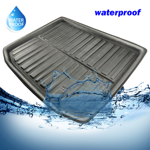 Image 4 - Tailored For Mitsubishi Outlander Sport RVR ASX 2010   2019 Boot Cargo Liner Tray Trunk Mat Luggage Floor Carpet Tray Waterproof
