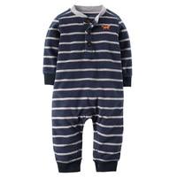 Body Baby Jumpsuit Bebe Rompers Fleece Carters Boys Girls Roupa Infantil Winter Clothing Newborn Baby Overalls