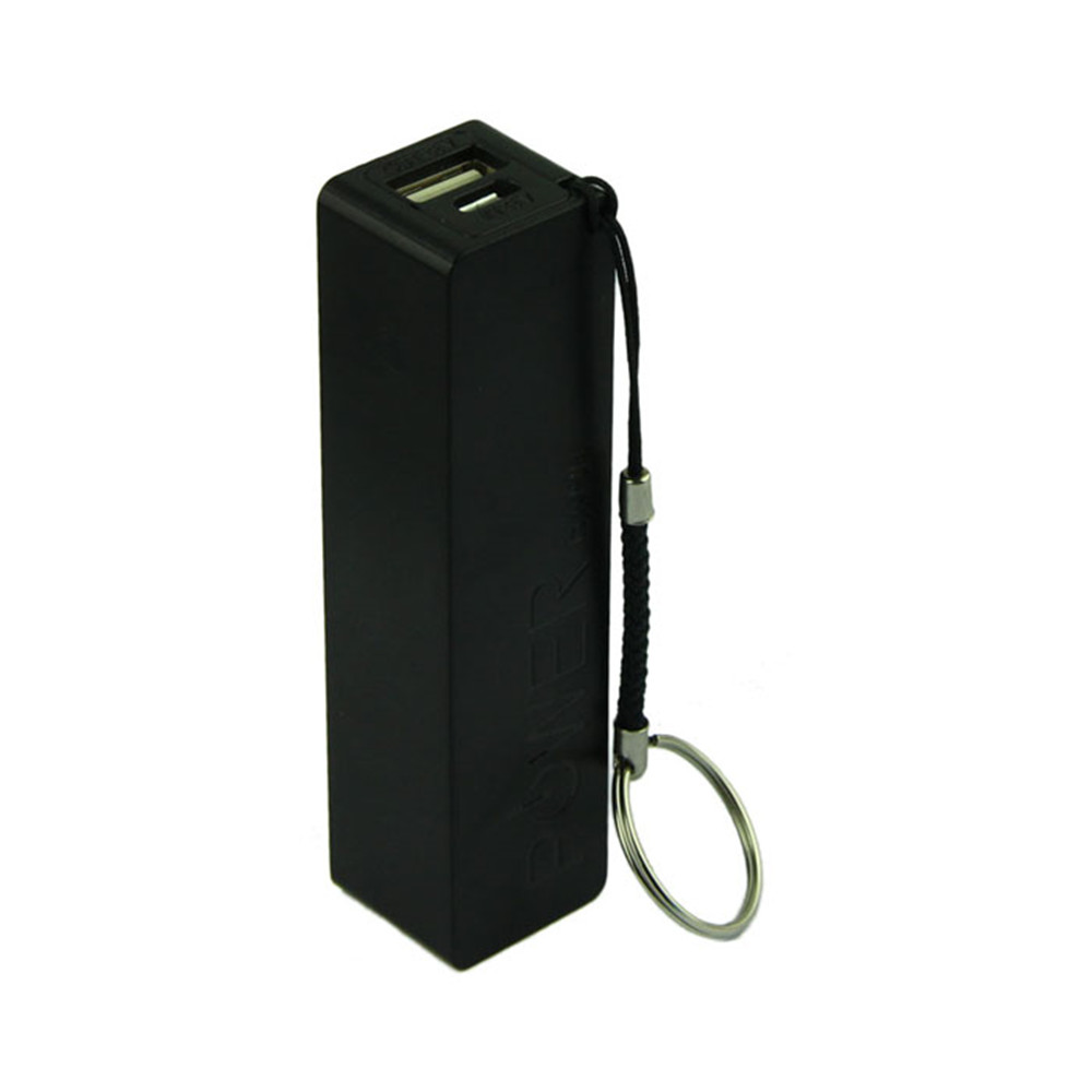FGHFG 2018 Portable Power Bank 18650 External Backup Battery Charger With Key Chain USB Charging Mobile Phones for Cell Phone