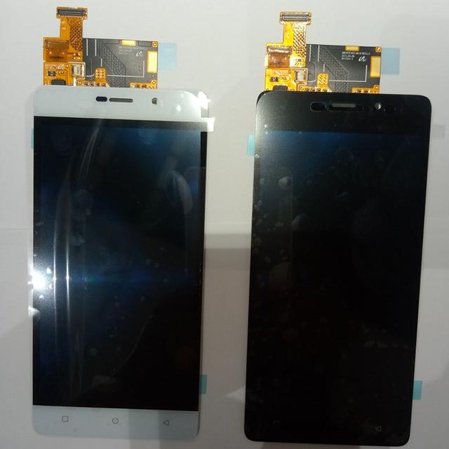 Para Highscreen Poder 5/Pro Display LCD + Sensor de Tela De Toque Completa Digitador De Substituição do telefone Para Highscreen Cinco pro