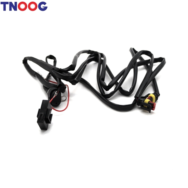 Pleasant Tnoog For Bmw R1200Gs F800Gs Adv Led Fog Lights Wiring Harness Wiring Cloud Hisonuggs Outletorg