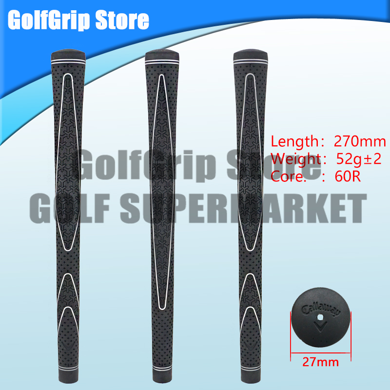 Original product 13 pieces/lot Rubber Golf Grip for Woods iron clubs sticks grips