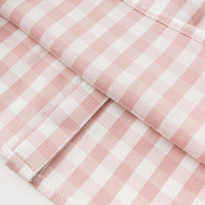 Image 5 - DB11649 1 dave bella autumn baby girls cute plaid shirts infant toddler 100% cotton tops children high quality clothes