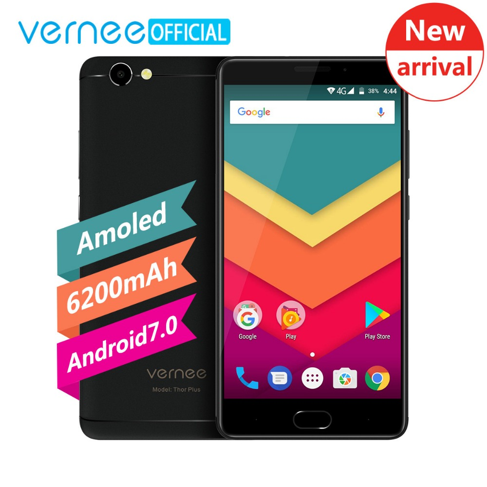 Vernee Thor Plus Octa-core 3 GB + 32 GB 5,5