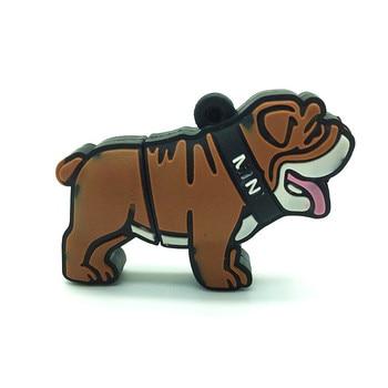 2020 Hot sale mini dog pendrive 8gb 16gb 32gb usb 2.0 usb flash drive memory stick pendriver flash drive gift 100% real capacity
