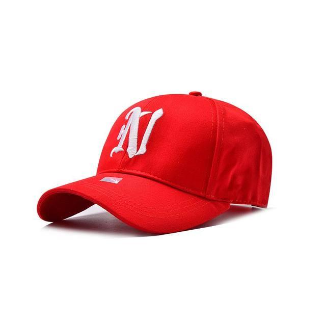 2017 nova versão Coreana da carta boné de beisebol dos homens primavera e verão esportes ao ar livre chapéu da forma das senhoras casuais sombra cap