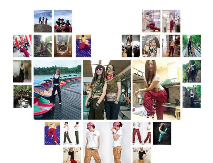 Baggy Pants 5 colors 2018 New Arrival Plus Size Cargo Pants Thick overalls pockets Hip Hop Women Hip Hop Loose Jeans khaki S50-in Pants & Capris from Women's Clothing    3