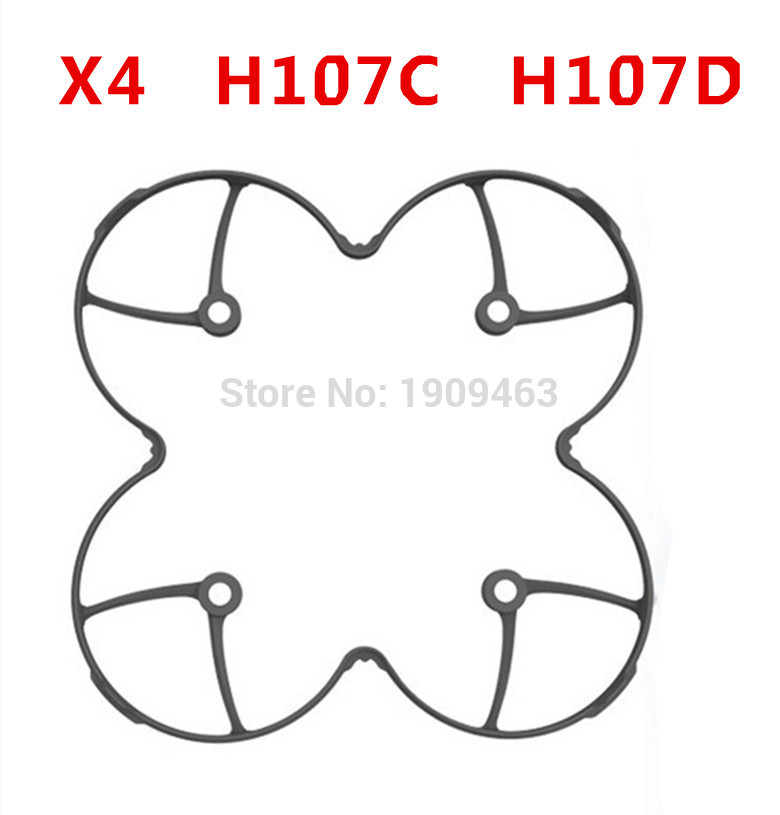 Hubsan X4 H107 H107C H107D X4 RC Quadcopter Parts Protection Cover
