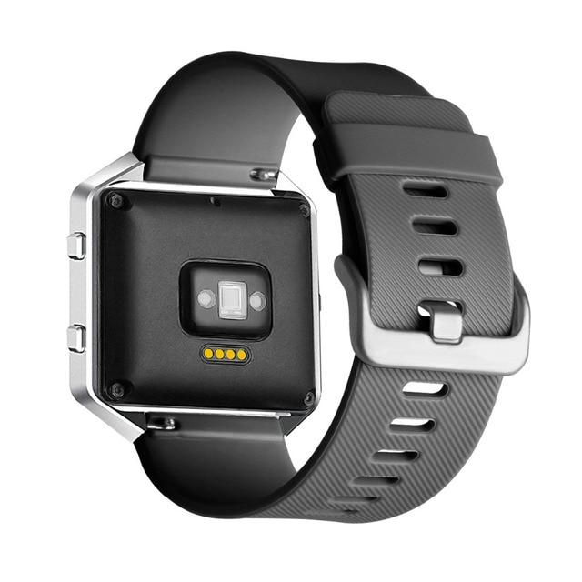 Fitbit Blaze Silicone Strap
