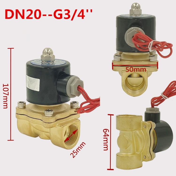 Cheap solenoid valve