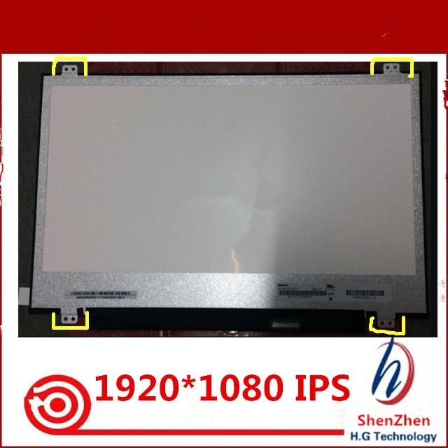 N140HCE EN1 IPS LCD Screen Matrix for Laptop 14.0 30Pin FHD 1920X1080 Resolution Matte N140HCE EN1 Replacement