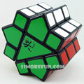 Dayan Bermuda Magic Cube Cylindric and Sunflower Black and White IQ Brain Cubos Magicos Puzzles Juguetes Educativos Toys