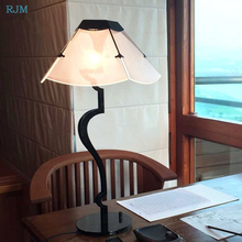 Modern Creative Simple Bedroom Table Lamp Bedside Study Living Room LED Desk Light Decor Luminaries