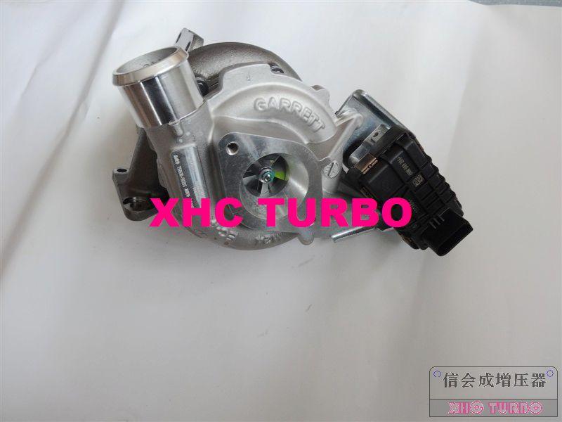 NY GENUINE GT20 752610-5032S Turbolader til Land Rover Defender, - Bilreservedele - Foto 1