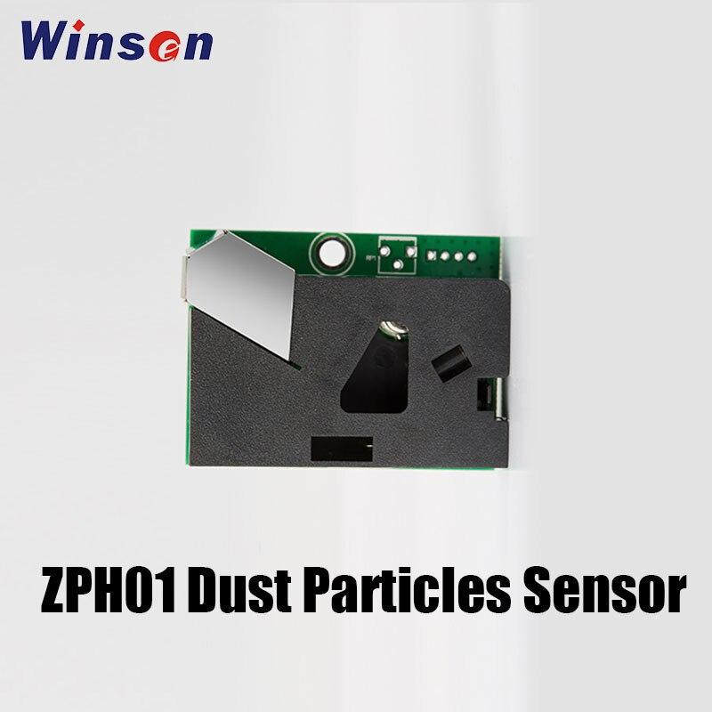 Sensors Provided Zph01 Combo Pm2.5 Air Pollution Sensor Sensitive Low Power Consumption Wei Sheng Particulate Matter Sensor