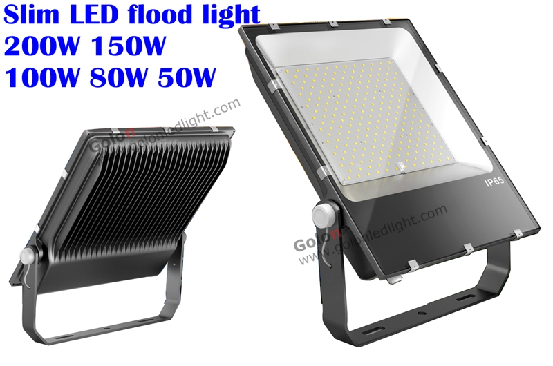 Factory Price Led Flood Light 100 Watts Replace 400 Watts