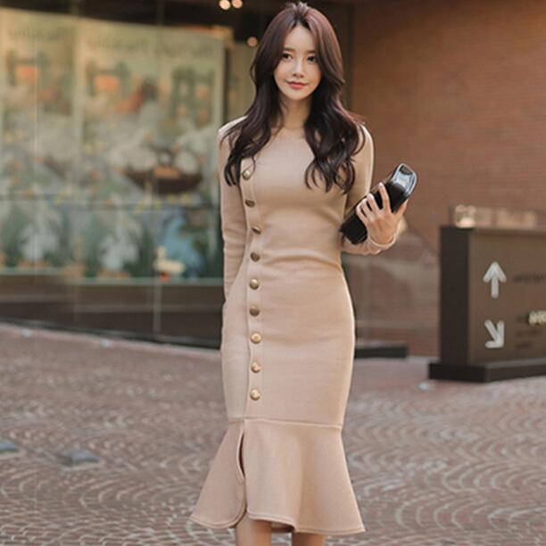 f6d327db603 Detail Feedback Questions about sexy sweater bodycon dress femme ...