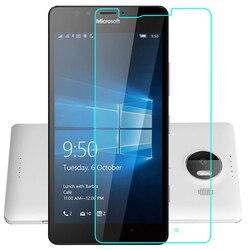 9 H Verre Trempé Film Protecteur D'écran Pour Microsoft Nokia Lumia 430 435 625 630 635 950 550 540 820 730 530 535 640 930 Cas