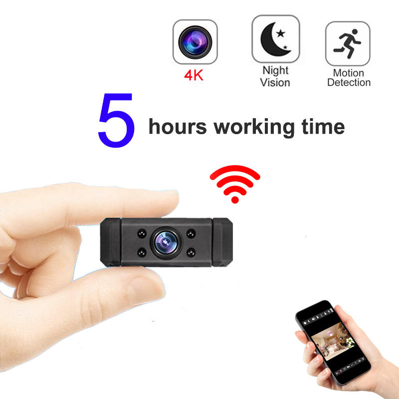 CCTV Wifi IP Mini Camera Wireless 1080P for Video Recording Support Remote Control Portable Recorder Invisible Night Version CCTV Wifi IP Mini Camera Wireless 1080P for Video Recording Support Remote Control Portable Recorder Invisible Night Version