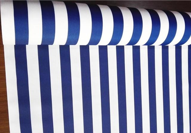 Fabrics For Chairs Striped Minnie Mouse Rocking Chair Stripe Waterproof Oxford Fabric Shade Cloth Beach Material Polyester