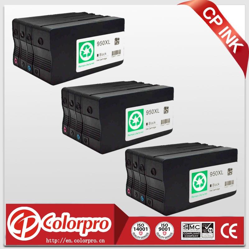 Անվճար առաքում 12PK վերամշակված HP HP 950XL - Գրասենյակային էլեկտրոնիկա