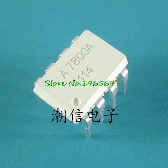 1pcs/lot HCPL-7800 HCPL7800 A7800 A7800A DIP-8 In Stock